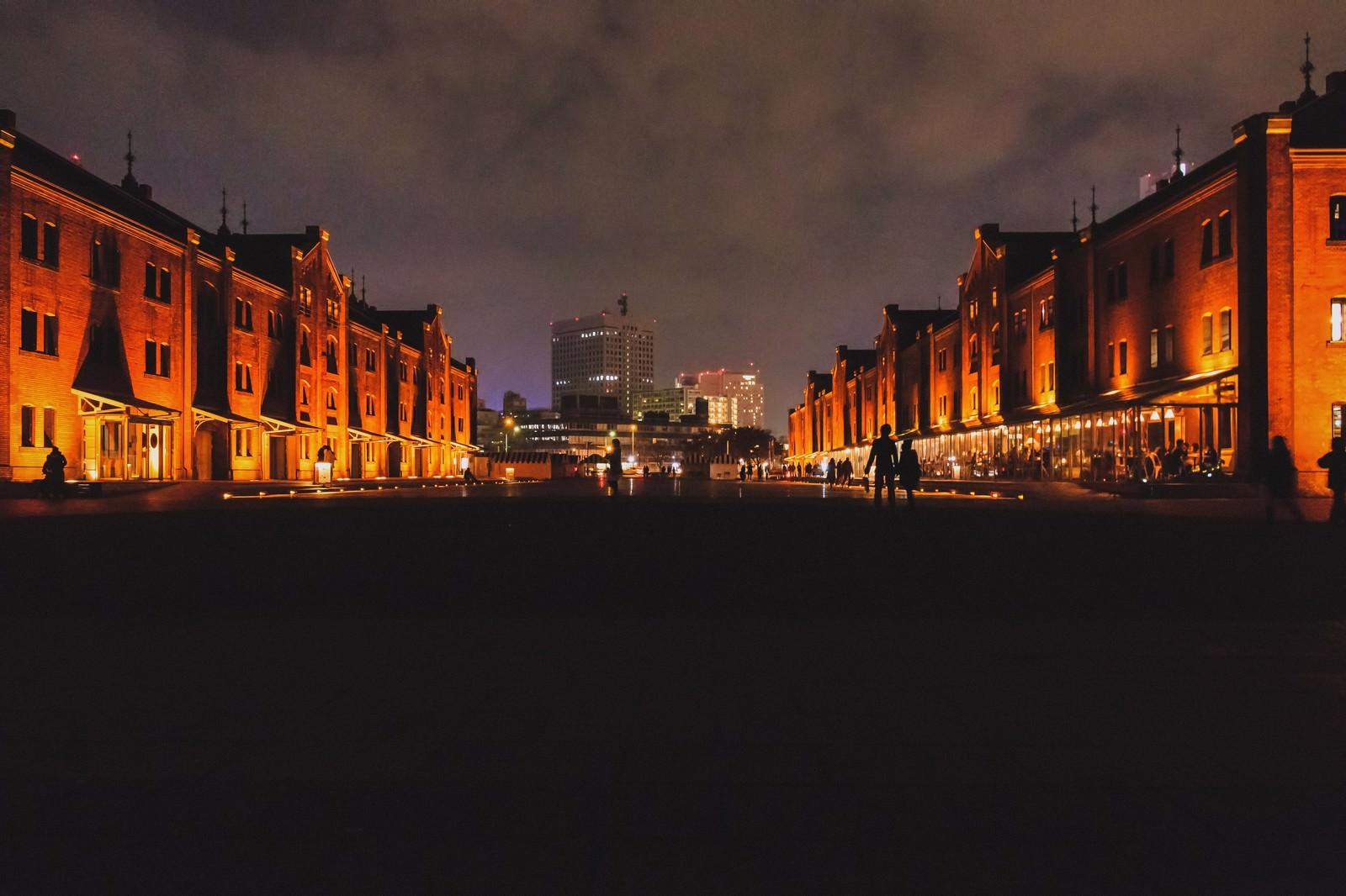 「横浜赤レンガ」の写真