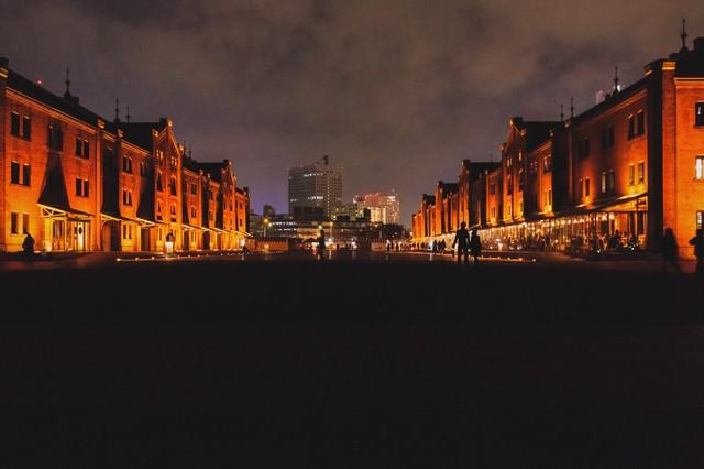 横浜赤レンガの写真