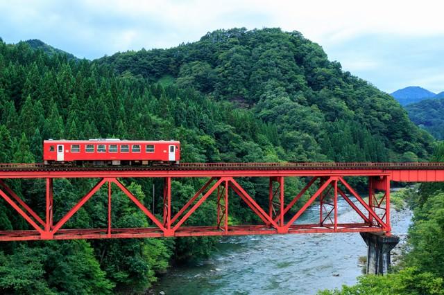 秋田内陸鉄道の写真