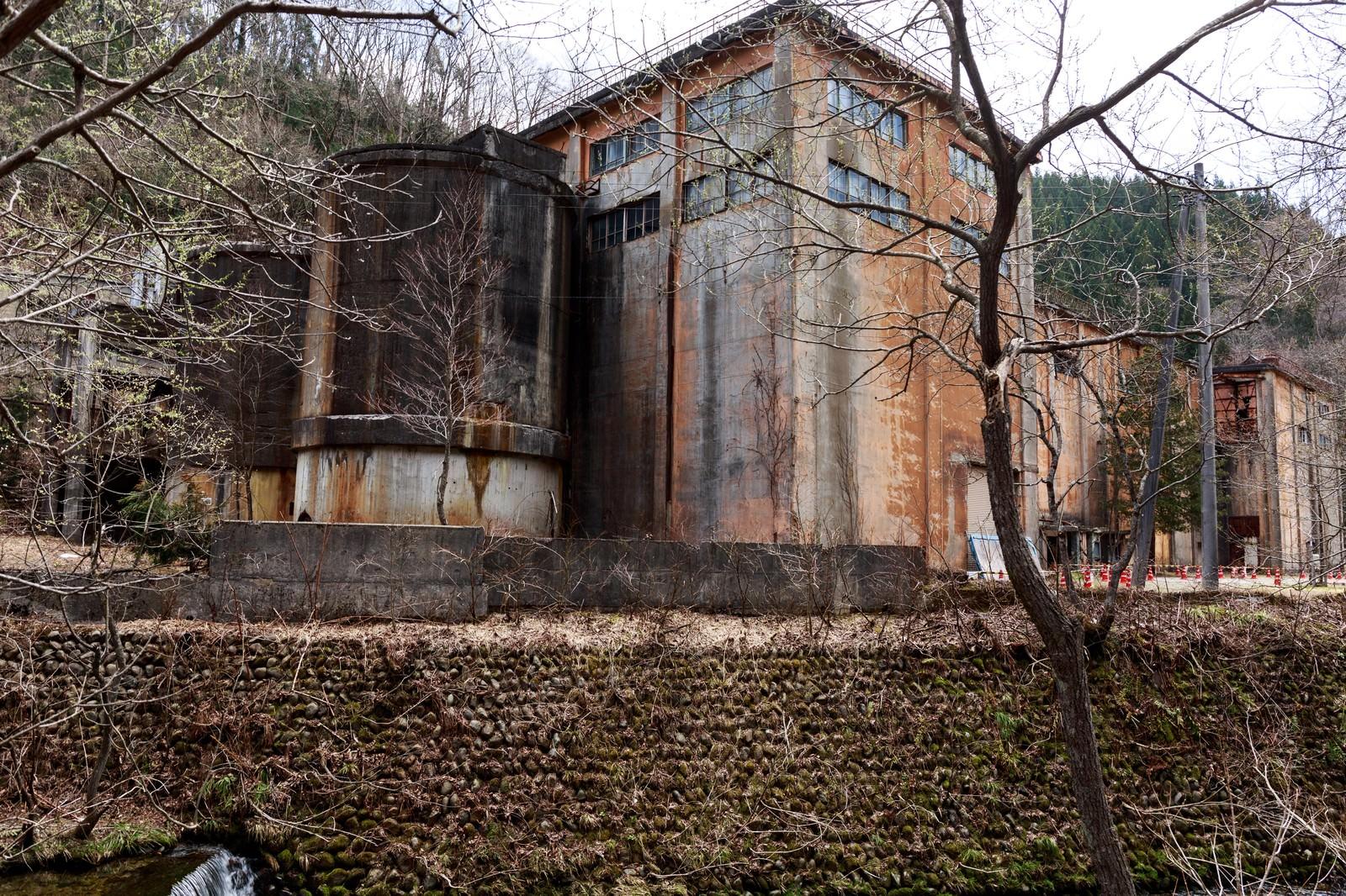 「古遠部鉱山(ふるとべこうざん)」の写真