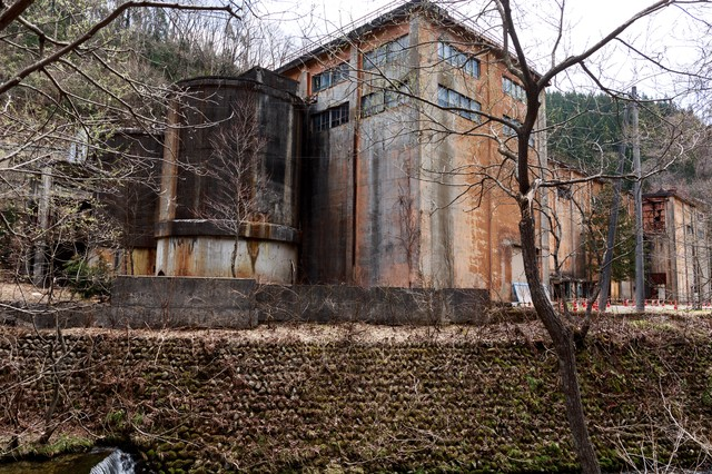 古遠部鉱山(ふるとべこうざん)の写真