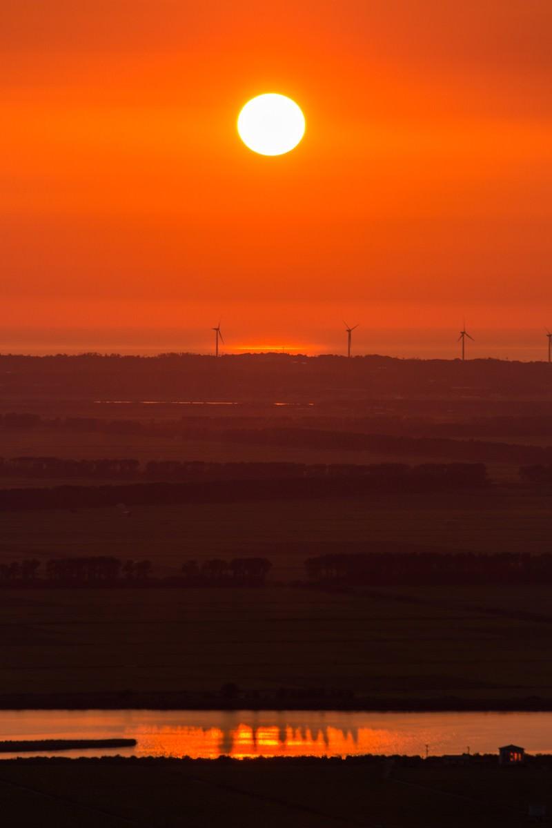 「日が沈むまで」の写真