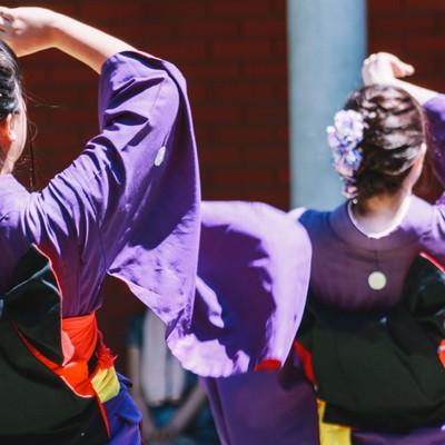 「角館のおやま囃子」の写真素材