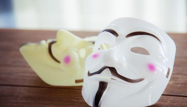 名無しの仮面の写真