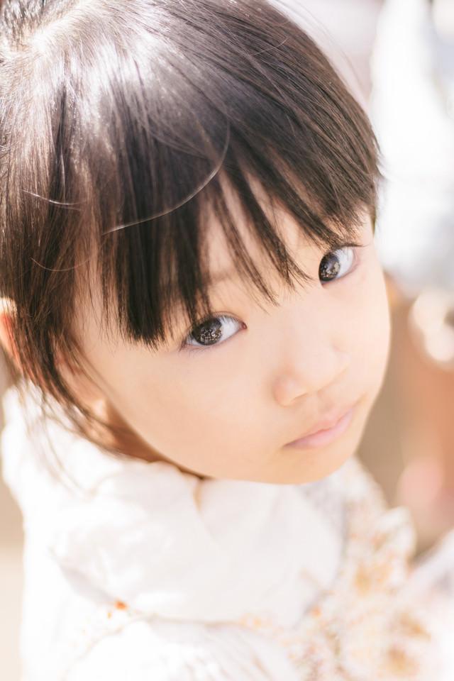 愛娘の写真