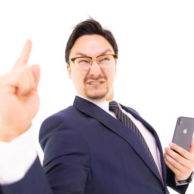 ドヤ顔でiPhone XS Maxを自慢してくるうざいやつの写真