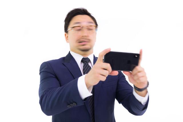 現実逃避するアプリエンジニアの写真