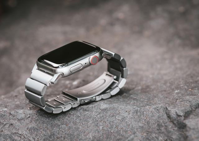 高級感ある Apple Watchの写真