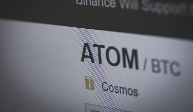 ATOM/BTCの写真