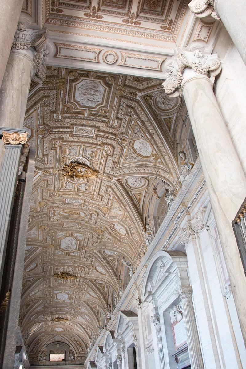 「システィーナ礼拝堂の天井」の写真