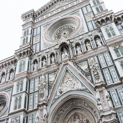 サンタ・マリア・デル・フィオーレ大聖堂の写真