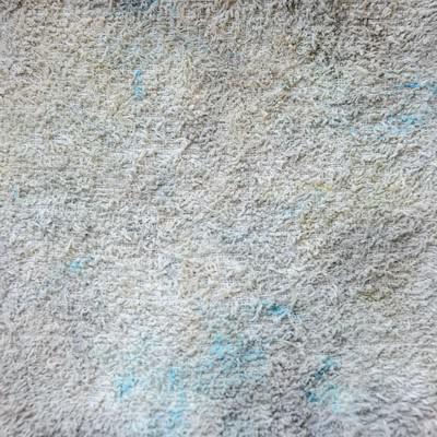 「汚れた雑巾のテクスチャー」の写真素材