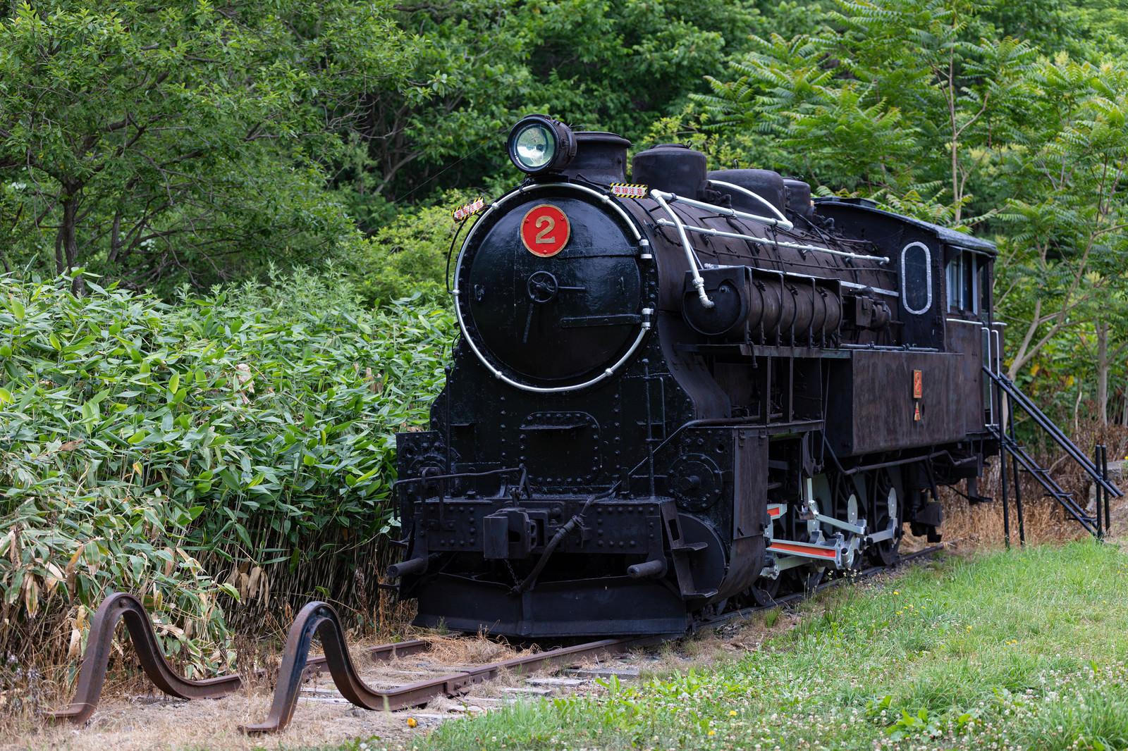 「4110形式十輪連結タンク機関車2号」の写真