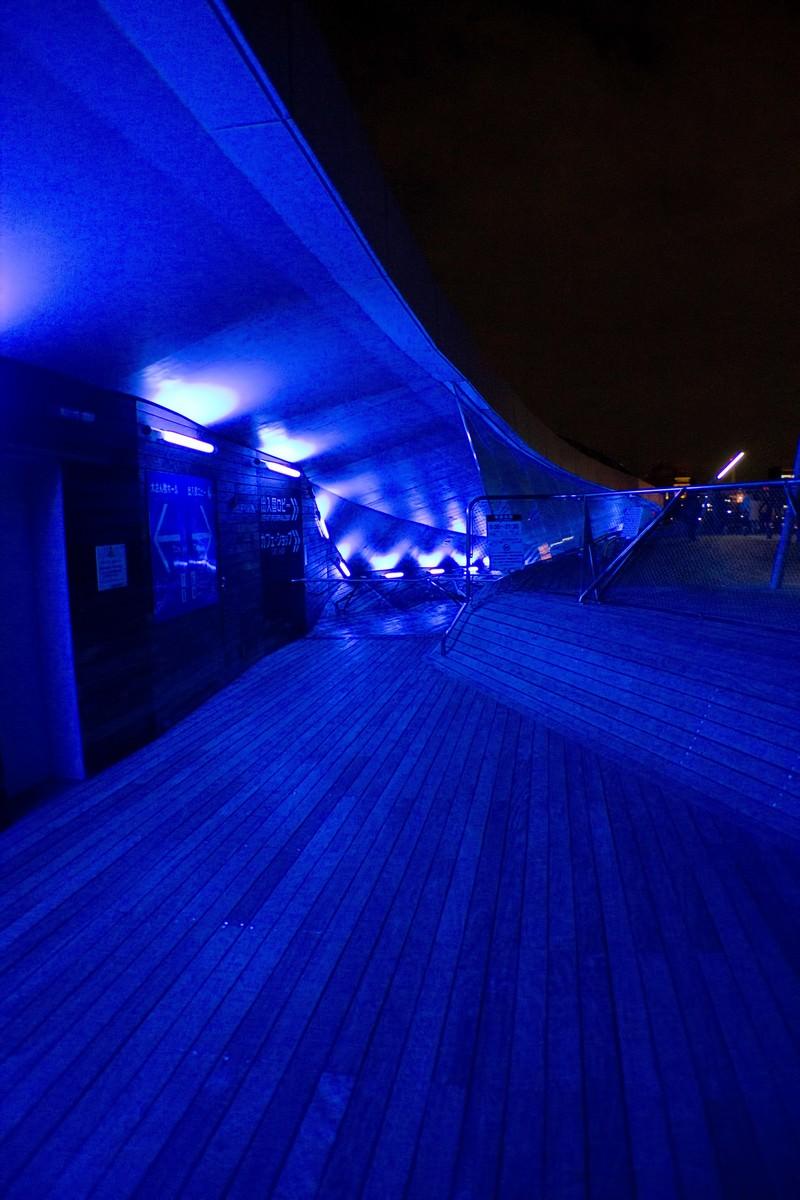 「大桟橋の回路」の写真