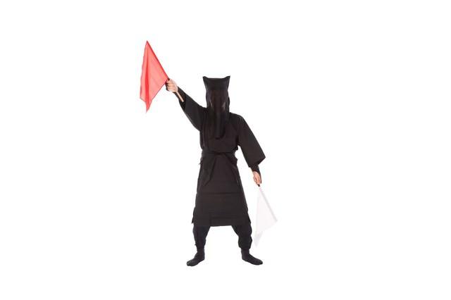 黒子の手旗信号2の写真