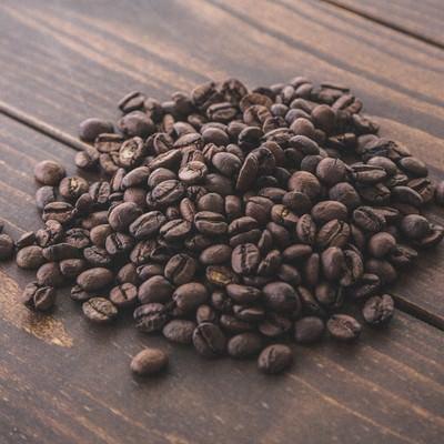 「香りとコクがあるコーヒー豆」の写真素材
