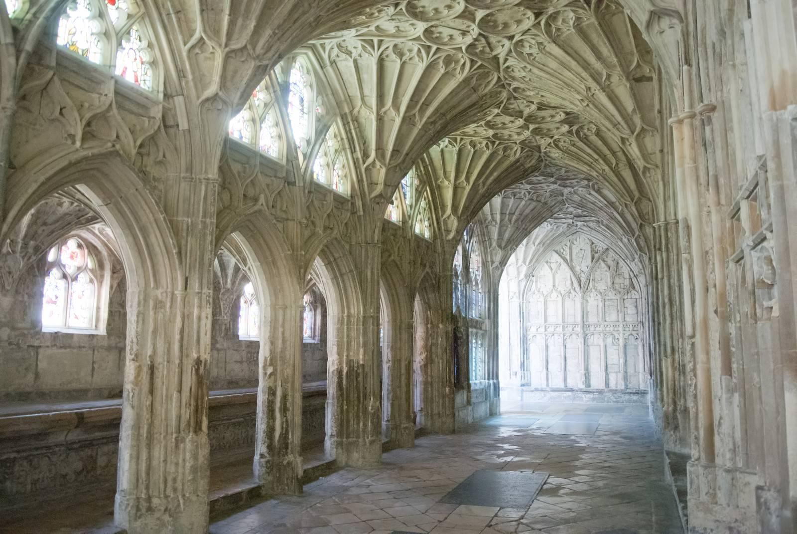 「グロスター大聖堂」の写真