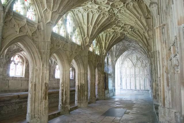 グロスター大聖堂の写真