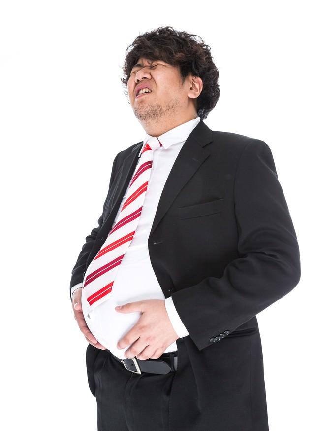ラーメン餃子セットにご飯を追加したことを後悔している部長