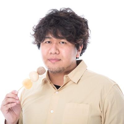 「太りたいならコンビニでおでんを大量に買いなさい」の写真素材