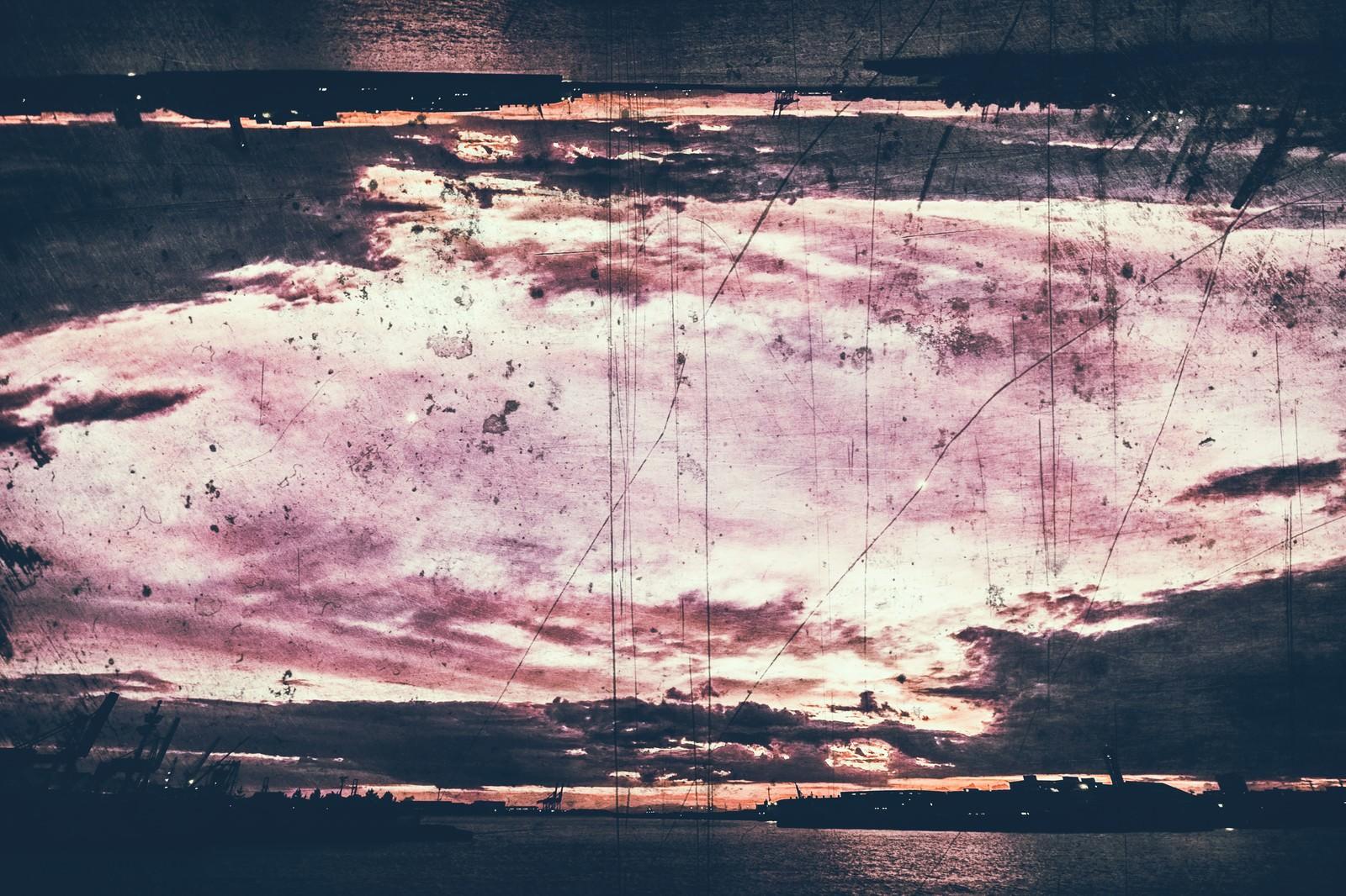 「日が落ちることのない夕暮れ」の写真
