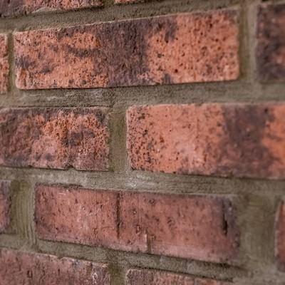 「レンガの外壁」の写真素材