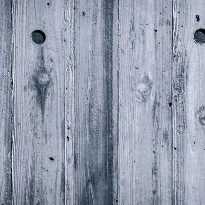 「白い木目のテクスチャー」の写真素材