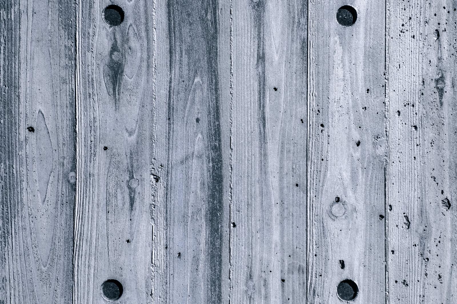 「白い板のテクスチャー」の写真