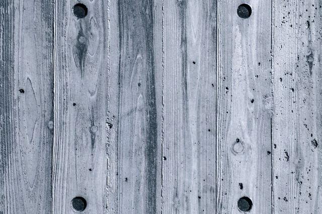 白い板のテクスチャーの写真