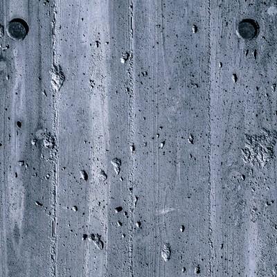 「傷が目立つ木目の壁(テクスチャー)」の写真素材