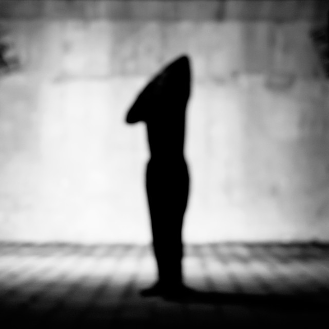 「1」の数字(人文字)の写真