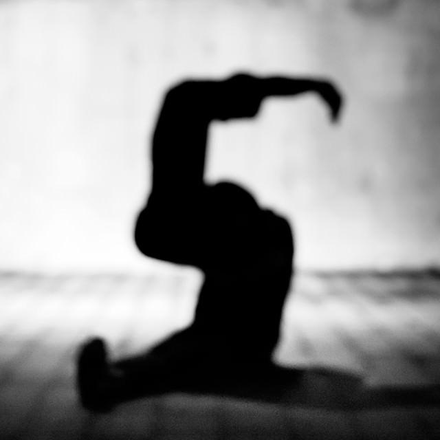 「5」の数字(人文字)の写真