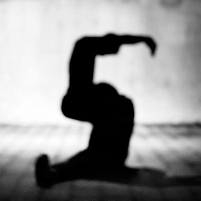 「「5」の数字(人文字)」の写真素材