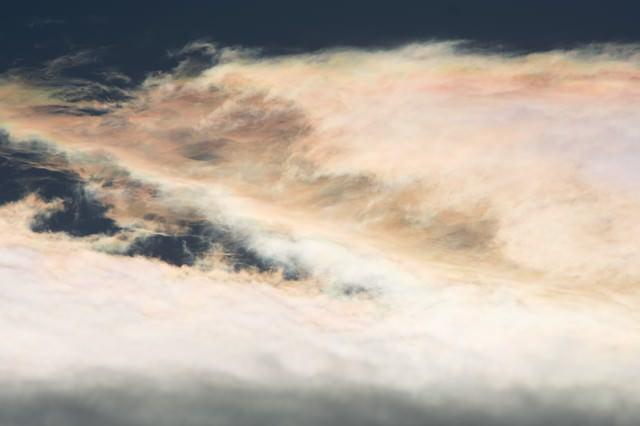 虹雲の写真