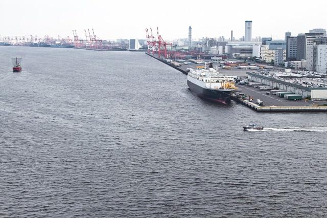 品川埠頭の写真