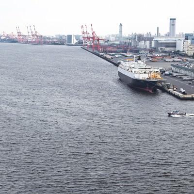 「品川埠頭」の写真素材