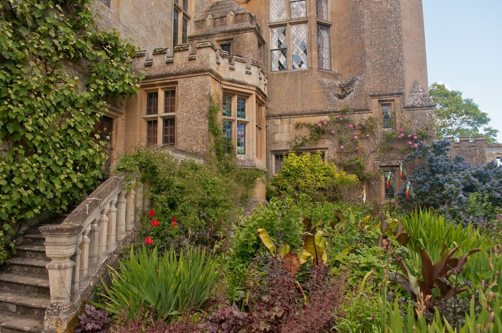 「スードリー城の庭」の写真