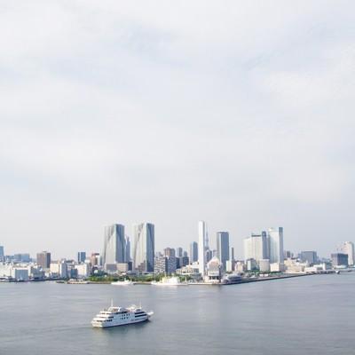 「東京都の町並み」の写真素材