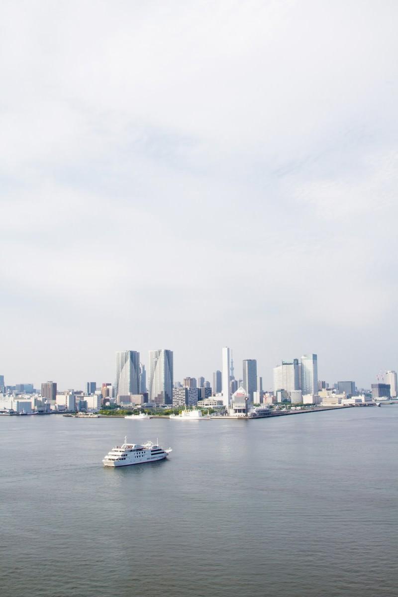 「東京都の町並み」の写真
