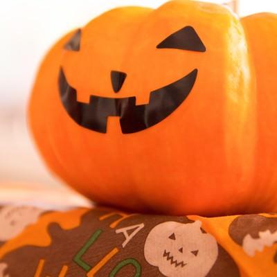Hlloween!のかぼちゃの写真