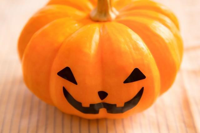 かぼちゃのお化けの写真