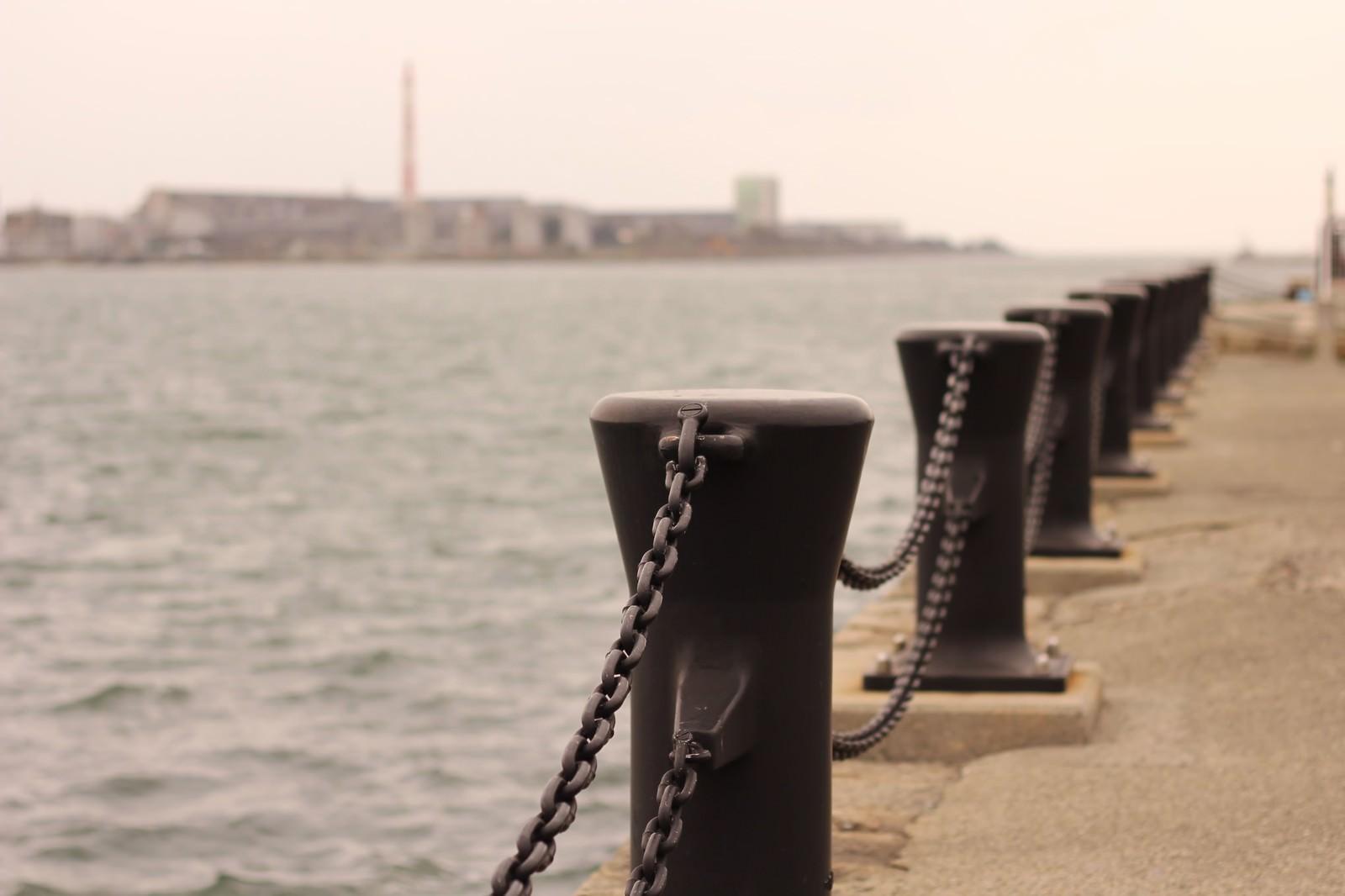 「港(埠頭)」の写真