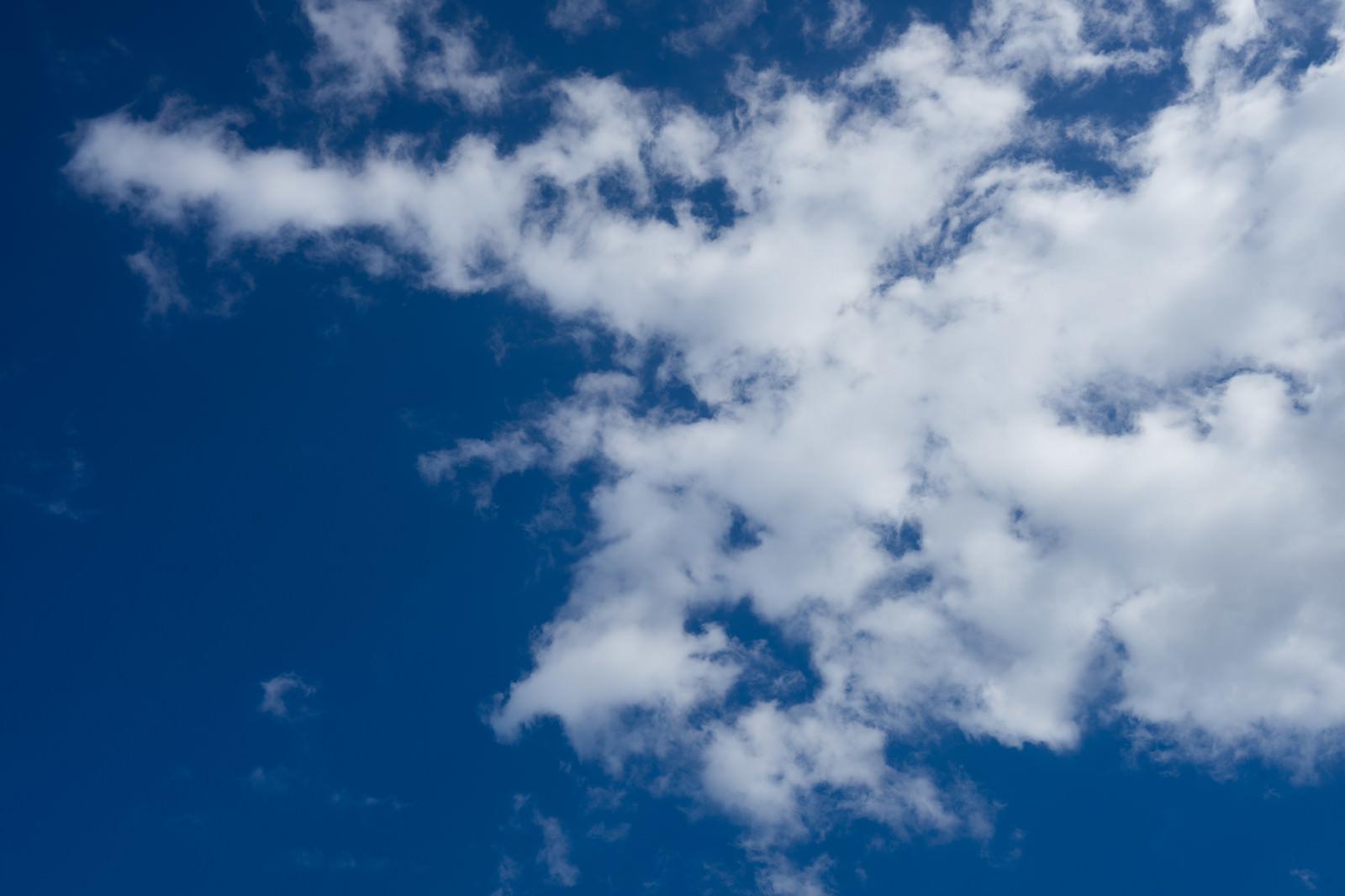 「空と雲 | 写真の無料素材・フリー素材 - ぱくたそ」の写真