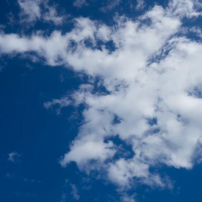 「空と雲」の写真素材