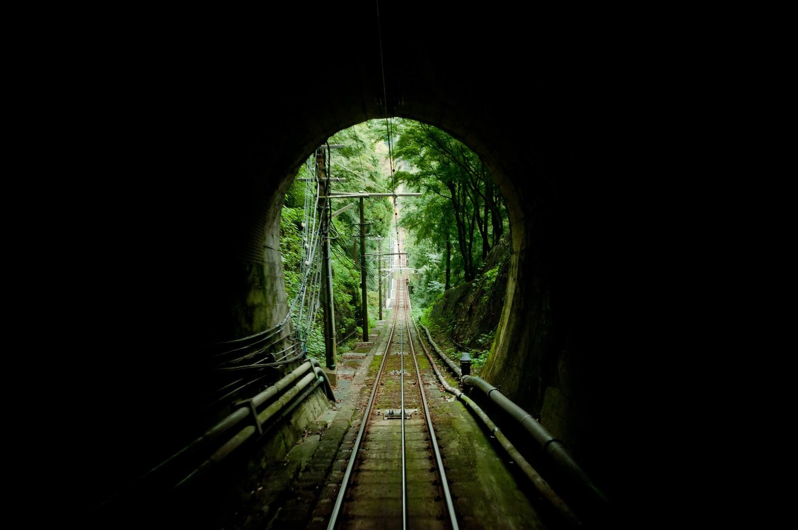 「高尾のトンネル」の写真