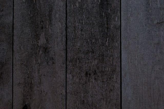 色あせた木の壁(テクスチャ)の写真