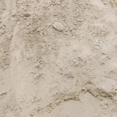 「土(砂)のテクスチャー」の写真素材