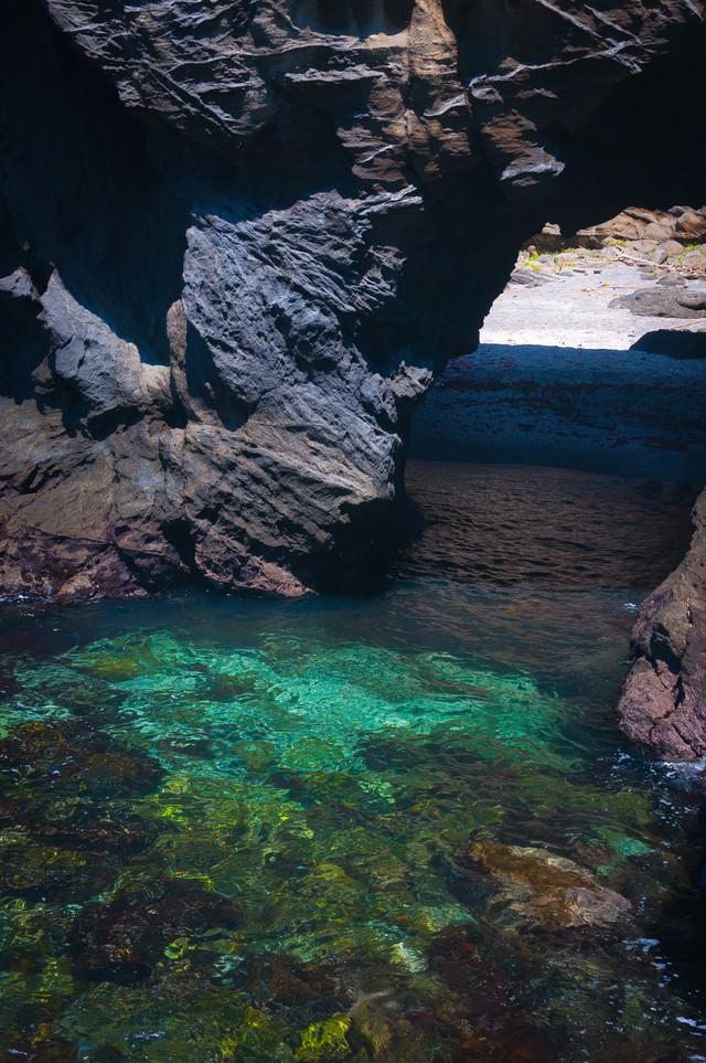 城ヶ島の海の写真