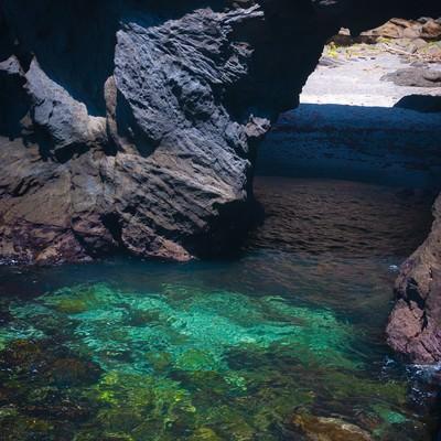 「城ヶ島の海」の写真素材