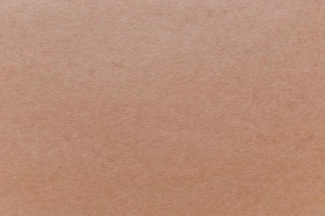 茶色の紙(テクスチャー)の写真